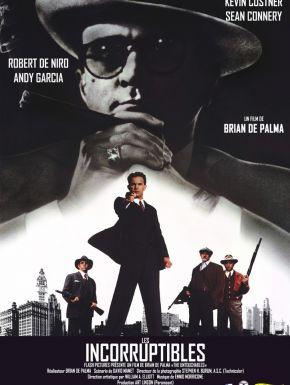 Les Incorruptibles DVD et Blu-Ray
