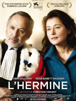 Sortie DVD L'Hermine