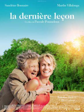 Jaquette dvd La Dernière Leçon