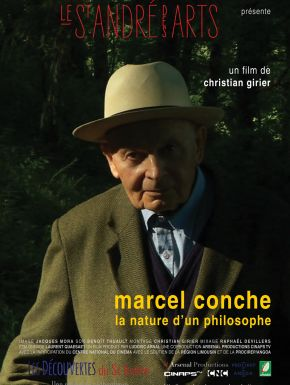 Jaquette dvd Marcel Conche, La Nature D'un Philosophe