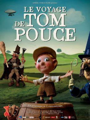 Sortie DVD Le Voyage De Tom Pouce