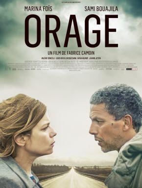 DVD Orage