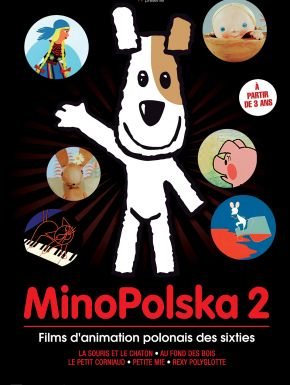 Jaquette dvd Minopolska 2