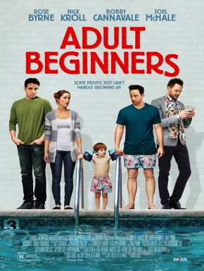 DVD Adult Beginners