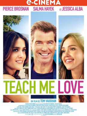 Teach Me Love DVD et Blu-Ray