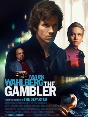 The Gambler DVD et Blu-Ray