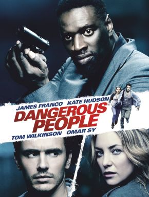 Jaquette dvd Dangerous People
