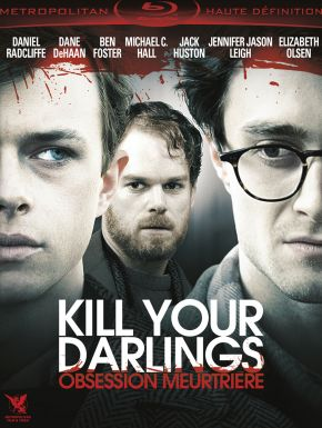 Sortie DVD Kill Your Darlings - Obsession Meurtrière