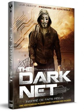 Jaquette dvd The Dark Net