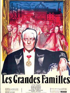 sortie dvd  Les Grandes Familles