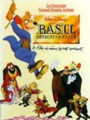 sortie dvd  Basil, Détective Privé