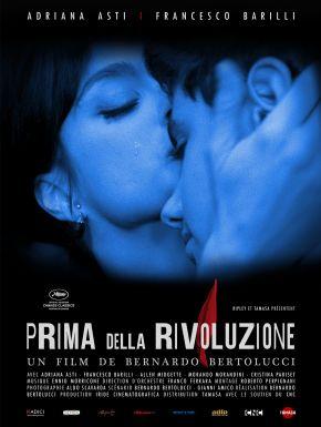 DVD Prima Della Rivoluzione