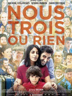 Sortie DVD Nous Trois Ou Rien