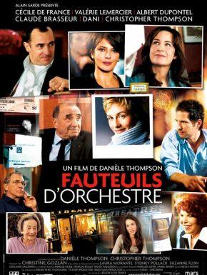 sortie dvd  Fauteuils d'Orchestre