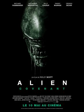Sortie DVD Alien: Covenant