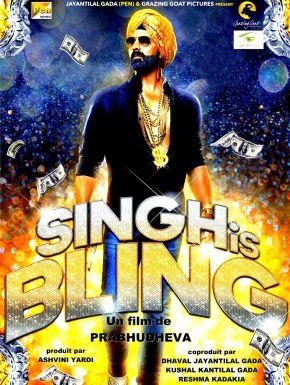 DVD Singh Is Bling