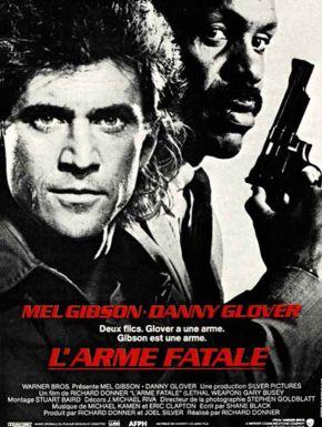 DVD L'Arme Fatale