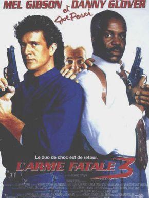 DVD L'Arme Fatale 3
