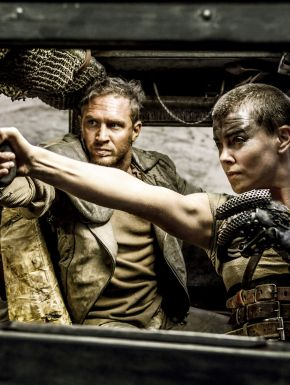 Mad Max 5: The Wasteland DVD et Blu-Ray