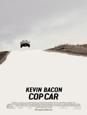 Cop Car DVD et Blu-Ray