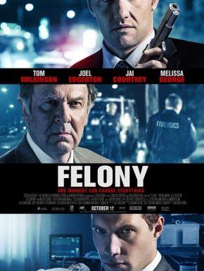 sortie dvd  Felony