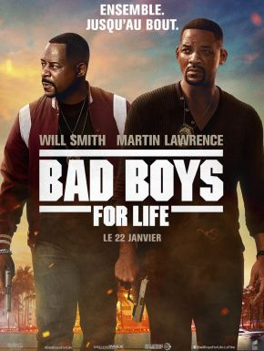 sortie dvd	  Bad Boys For Life