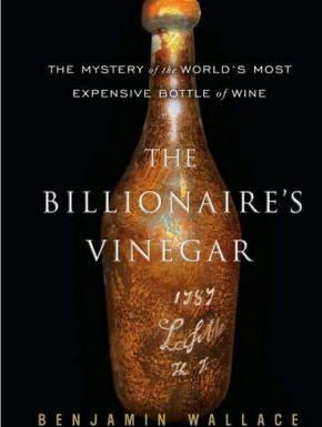 sortie dvd  The Billionaire's Vinegar