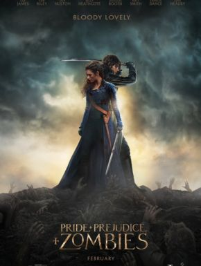 DVD Pride And Prejudice And Zombies