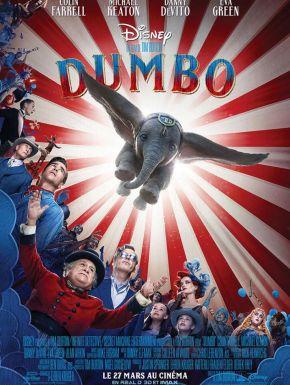 Jaquette dvd Dumbo