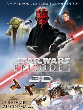 DVD Star Wars Episode 1 - La Menace Fantôme