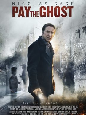 DVD Pay The Ghost