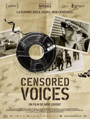 DVD Censored Voices