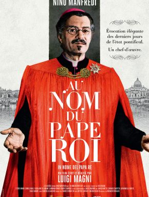 Sortie DVD Au Nom Du Pape Roi