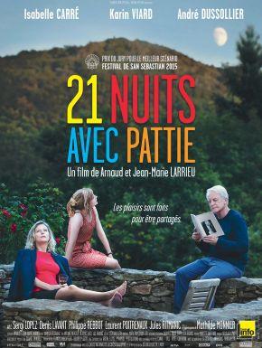 sortie dvd  21 Nuits Avec Pattie