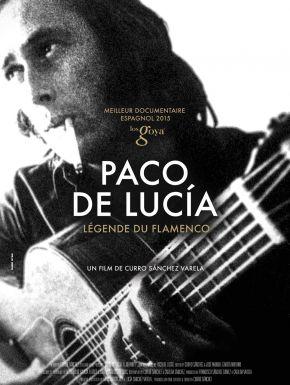 Jaquette dvd Paco De Lucía, Légende Du Flamenco