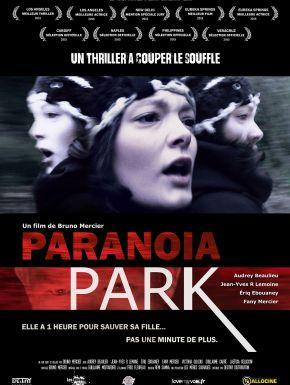 Paranoia Park DVD et Blu-Ray