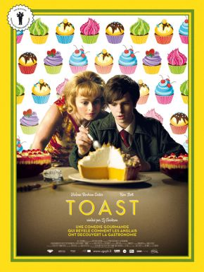 Jaquette dvd Toast