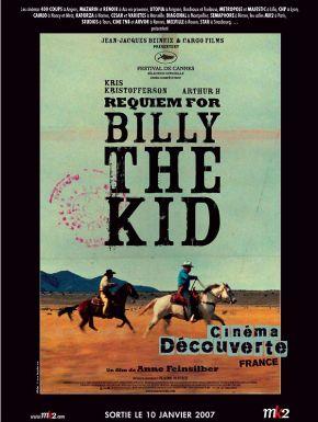 sortie dvd  Requiem For Billy The Kid