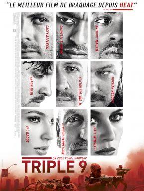Jaquette dvd Triple 9