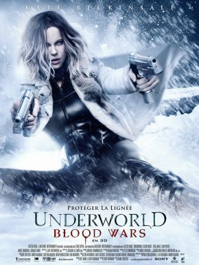 DVD Underworld Blood Wars