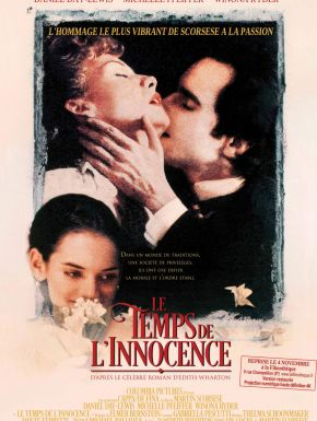 DVD Le Temps De L'innocence
