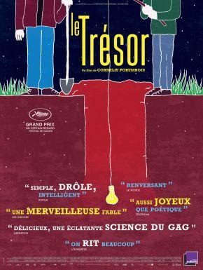 Jaquette dvd Le Trésor