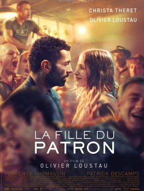 Jaquette dvd La Fille Du Patron