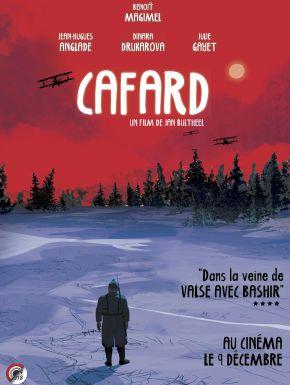 Sortie DVD Cafard
