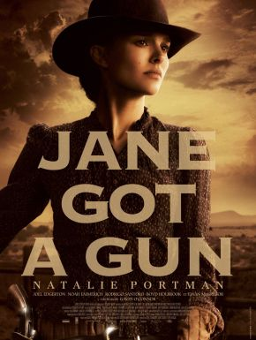 Jane Got A Gun DVD et Blu-Ray