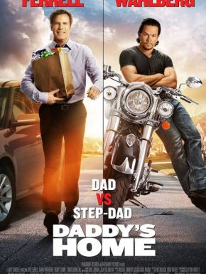 Daddy's Home DVD et Blu-Ray