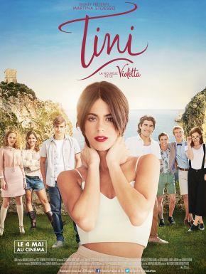 Jaquette dvd Tini: La Nouvelle Vie De Violetta