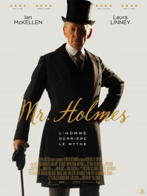 Jaquette dvd Mr. Holmes