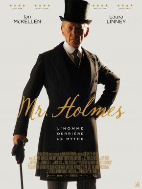 Mr. Holmes DVD et Blu-Ray
