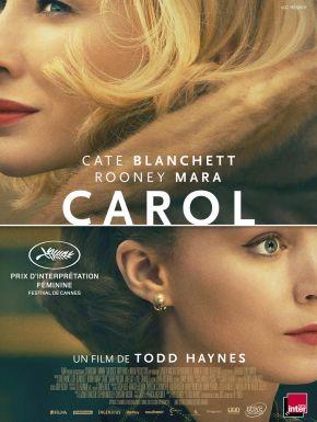 Sortie DVD Carol